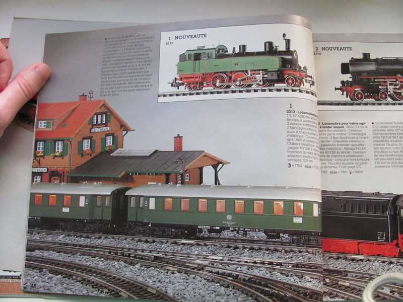 [Märklin] Catalogue 1984-1985 Img_0266