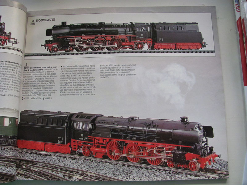 [Märklin] Catalogue 1984-1985 Img_0267