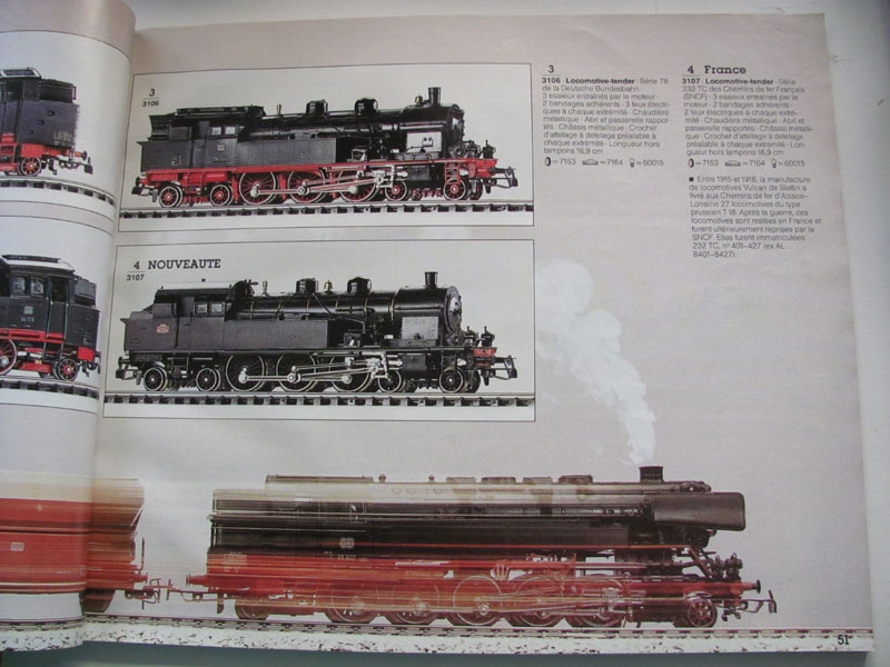 [Märklin] Catalogue 1984-1985 Img_0269