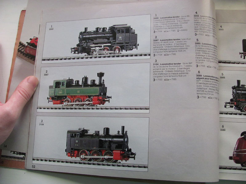 [Märklin] Catalogue 1984-1985 Img_0270