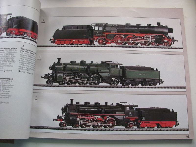 [Märklin] Catalogue 1984-1985 Img_0273
