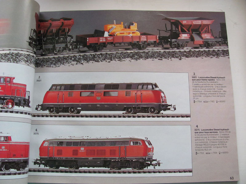 [Märklin] Catalogue 1984-1985 Img_0281