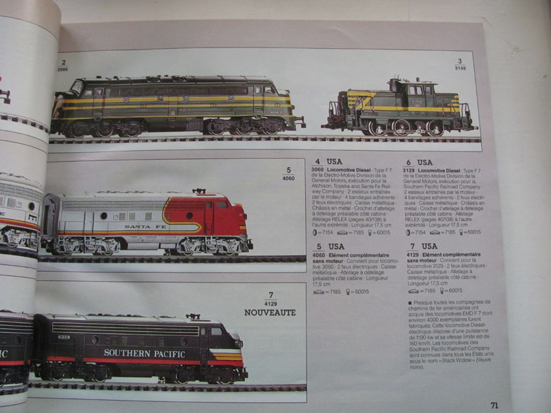 [Märklin] Catalogue 1984-1985 Img_0315