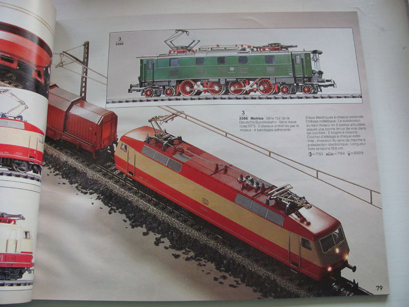 [Märklin] Catalogue 1984-1985 Img_0323