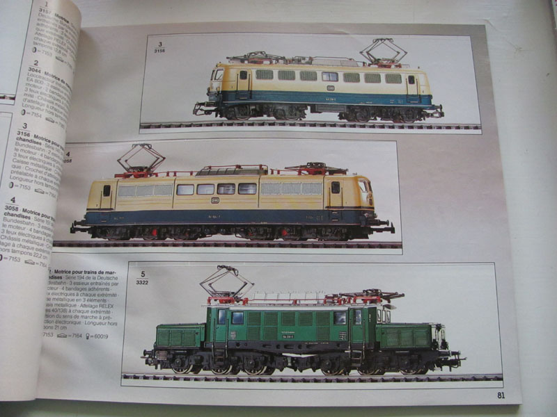 [Märklin] Catalogue 1984-1985 Img_0325
