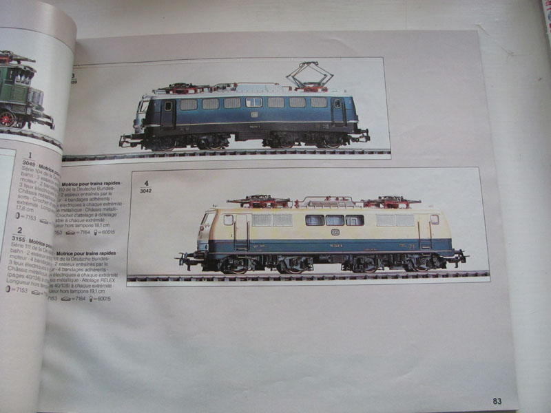 [Märklin] Catalogue 1984-1985 Img_0327