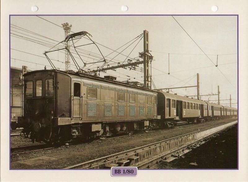 [Fiches Atlas] Trains de légende, éditions Atlas (1e partie) T09210