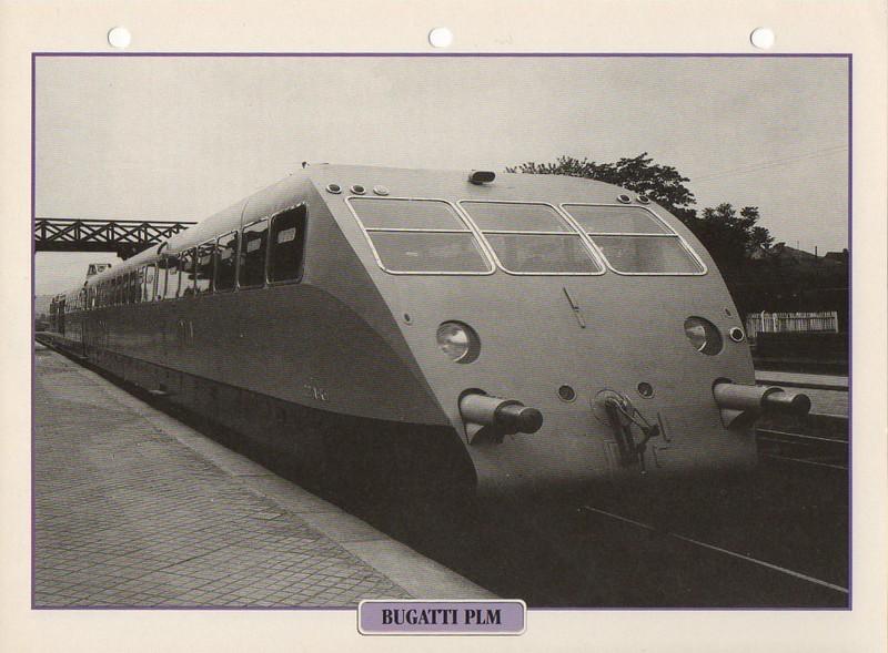 [Fiches Atlas] Trains de légende, éditions Atlas (1e partie) T11610