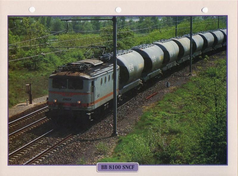[Fiches Atlas] Trains de légende, éditions Atlas (1e partie) T13210