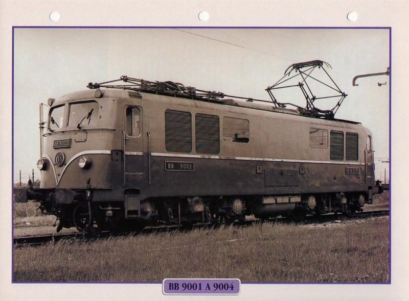 [Fiches Atlas] Trains de légende, éditions Atlas (2e partie) T14010