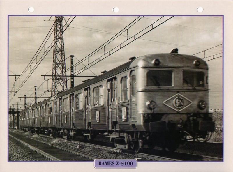 [Fiches Atlas] Trains de légende, éditions Atlas (2e partie) T14210