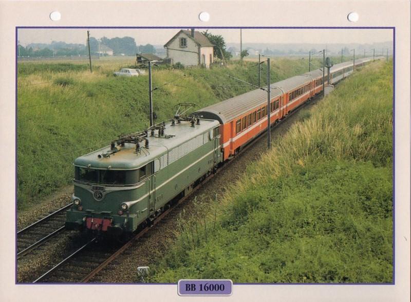[Fiches Atlas] Trains de légende, éditions Atlas (2e partie) T15010