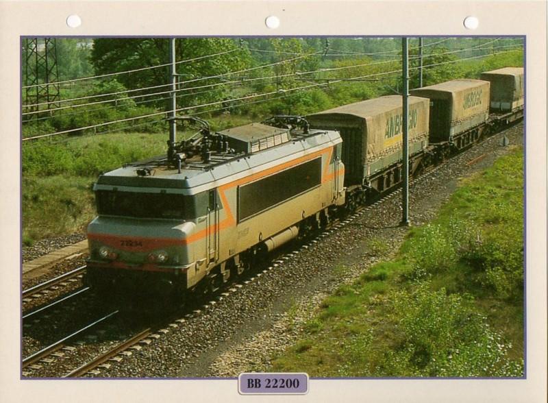 [Fiches Atlas] Trains de légende, éditions Atlas (2e partie) T16210