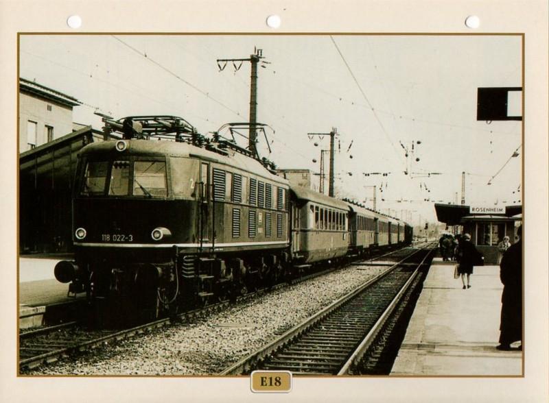 [Fiches Atlas] Trains de légende, éditions Atlas (2e partie) T18110