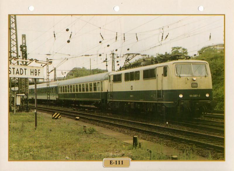 [Fiches Atlas] Trains de légende, éditions Atlas (2e partie) T18510