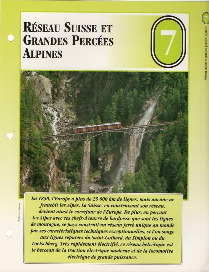 [Fiches Atlas] Trains de légende, éditions Atlas (2e partie) T18711