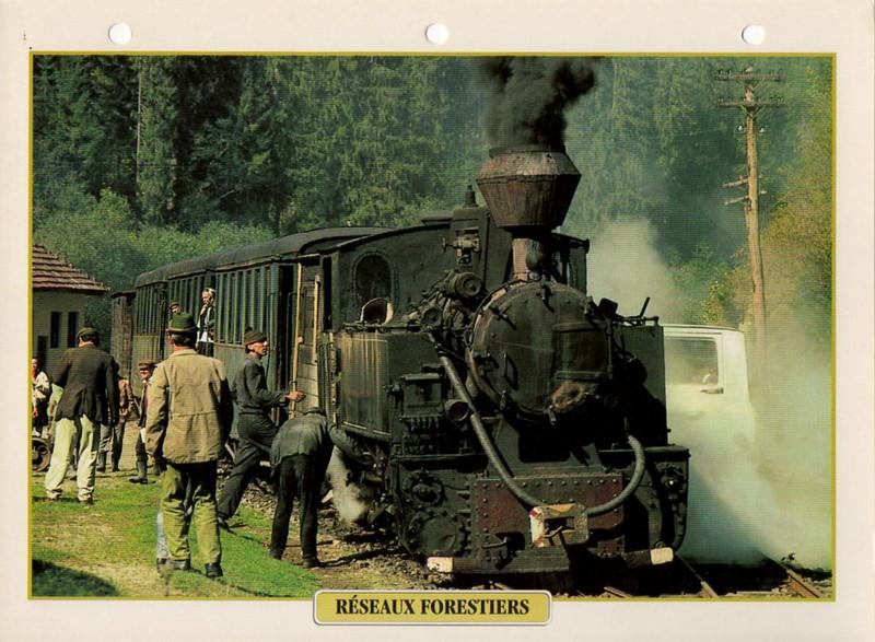 [Fiches Atlas] Trains de légende, éditions Atlas (2e partie) T19910