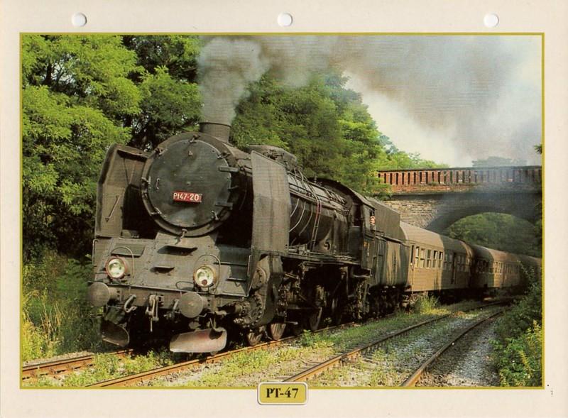 [Fiches Atlas] Trains de légende, éditions Atlas (2e partie) T20310
