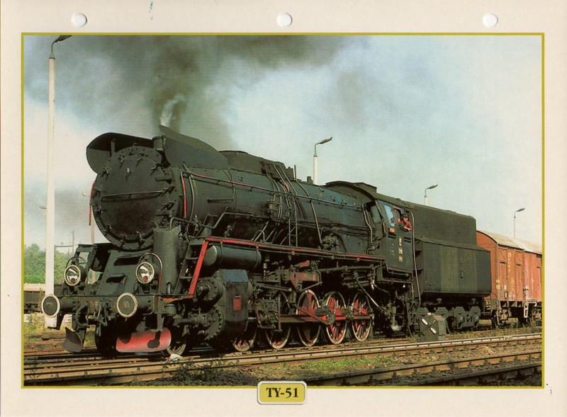 [Fiches Atlas] Trains de légende, éditions Atlas (2e partie) T20510