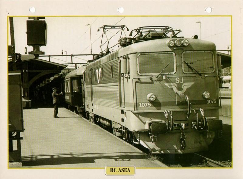 [Fiches Atlas] Trains de légende, éditions Atlas (2e partie) T21010