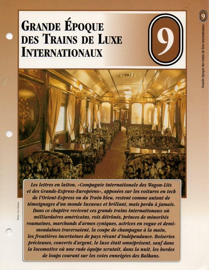 [Fiches Atlas] Trains de légende, éditions Atlas (2e partie) T21111