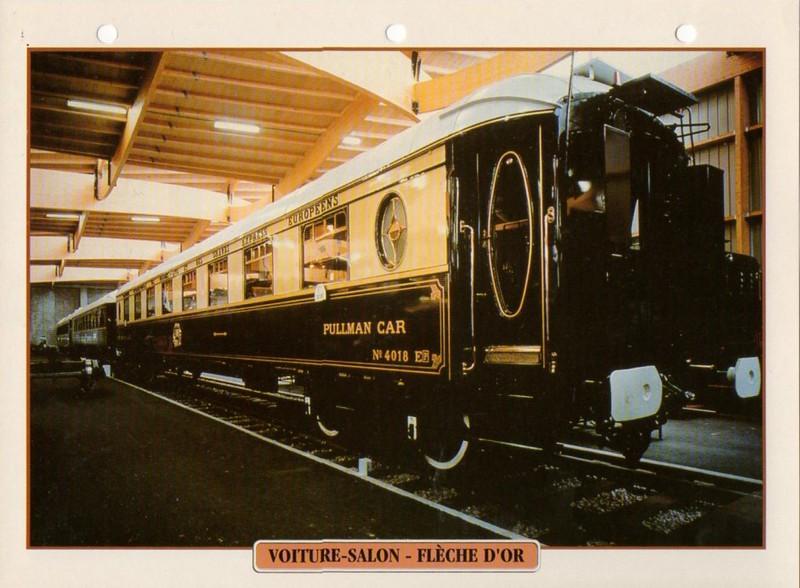[Fiches Atlas] Trains de légende, éditions Atlas (2e partie) T21810