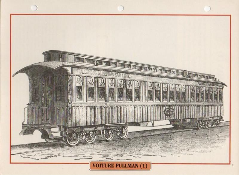 [Fiches Atlas] Trains de légende, éditions Atlas (2e partie) T22710