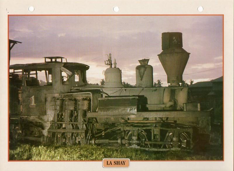 [Fiches Atlas] Trains de légende, éditions Atlas (2e partie) T23110