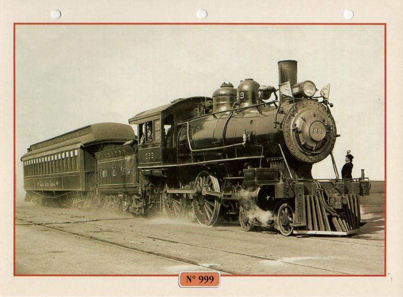 [Fiches Atlas] Trains de légende, éditions Atlas (2e partie) T23510