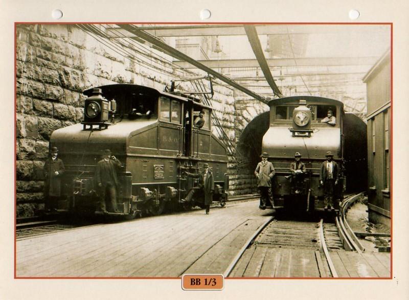 [Fiches Atlas] Trains de légende, éditions Atlas (2e partie) T23710