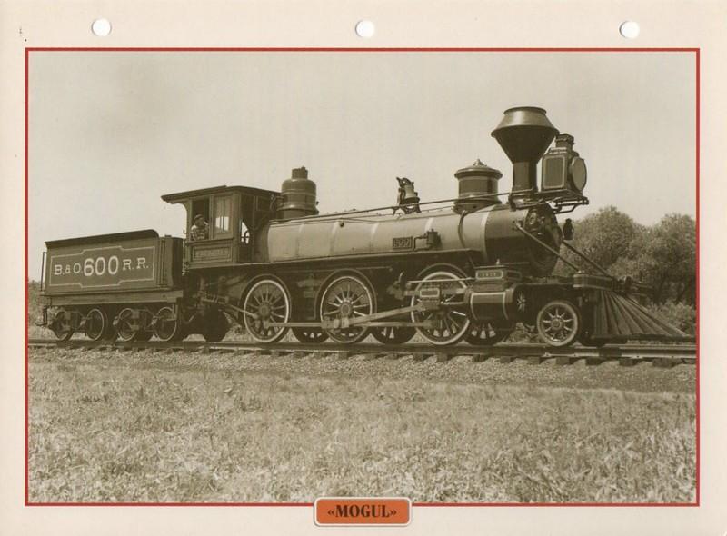 [Fiches Atlas] Trains de légende, éditions Atlas (2e partie) T23910