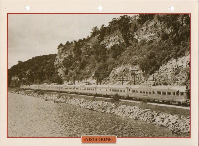 [Fiches Atlas] Trains de légende, éditions Atlas (2e partie) T25811