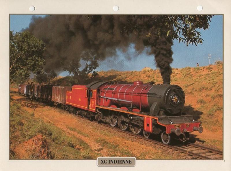 [Fiches Atlas] Trains de légende, éditions Atlas (2e partie) T26510