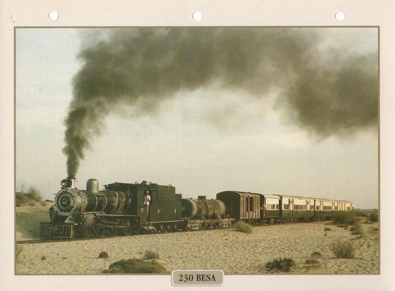 [Fiches Atlas] Trains de légende, éditions Atlas (2e partie) T26710