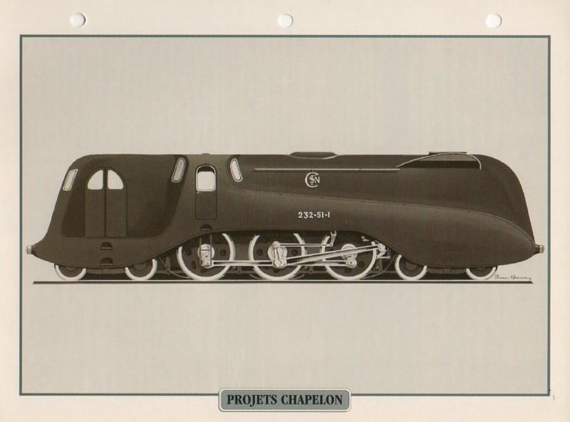 [Fiches Atlas] Trains de légende, éditions Atlas (2e partie) T29510