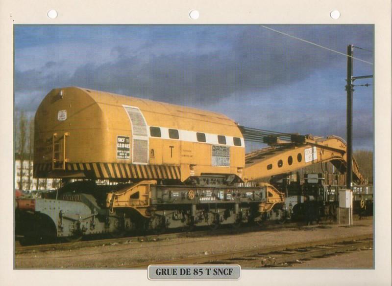 [Fiches Atlas] Trains de légende, éditions Atlas (2e partie) T29710