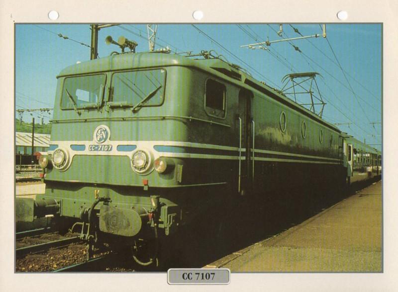 [Fiches Atlas] Trains de légende, éditions Atlas (2e partie) T30310