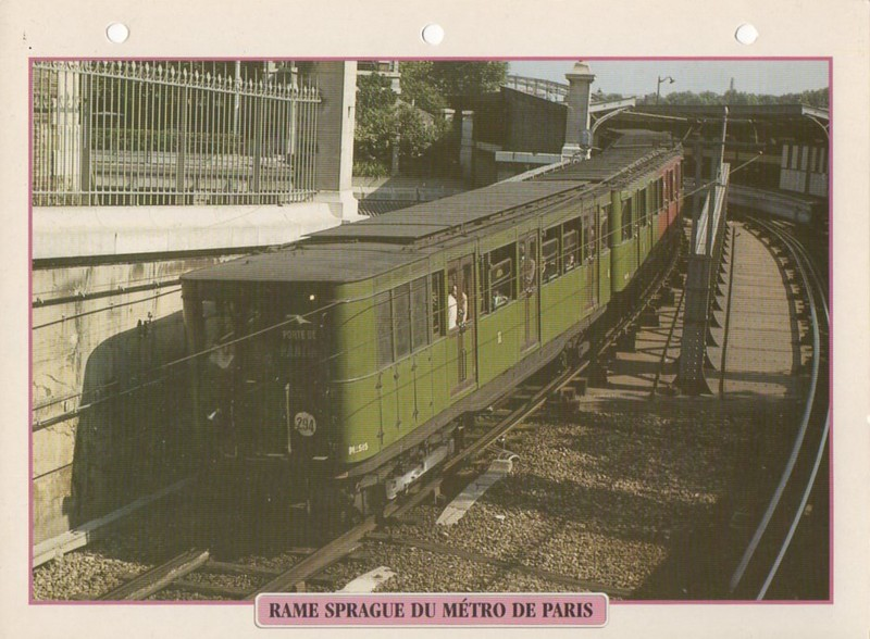 [Fiches Atlas] Trains de légende, éditions Atlas (2e partie) T31610