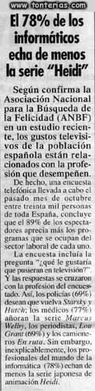 ALGUNOS RECORTES DE PRENSA..... VERDADEROS Recort13