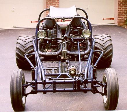 Planos Buggy Buggy015