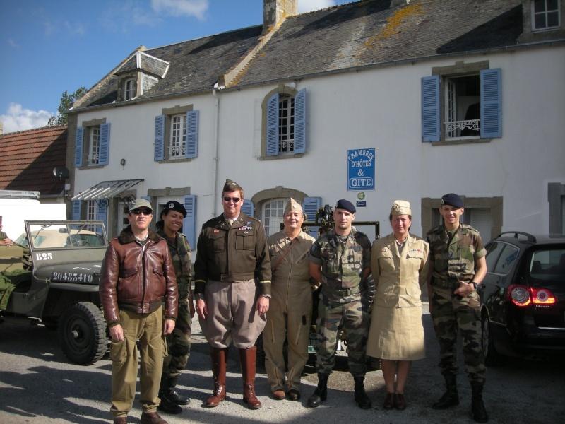 3 Cuirassiers en Normandie pour le 6 Juin 2008 ... en images ! Dscn1110