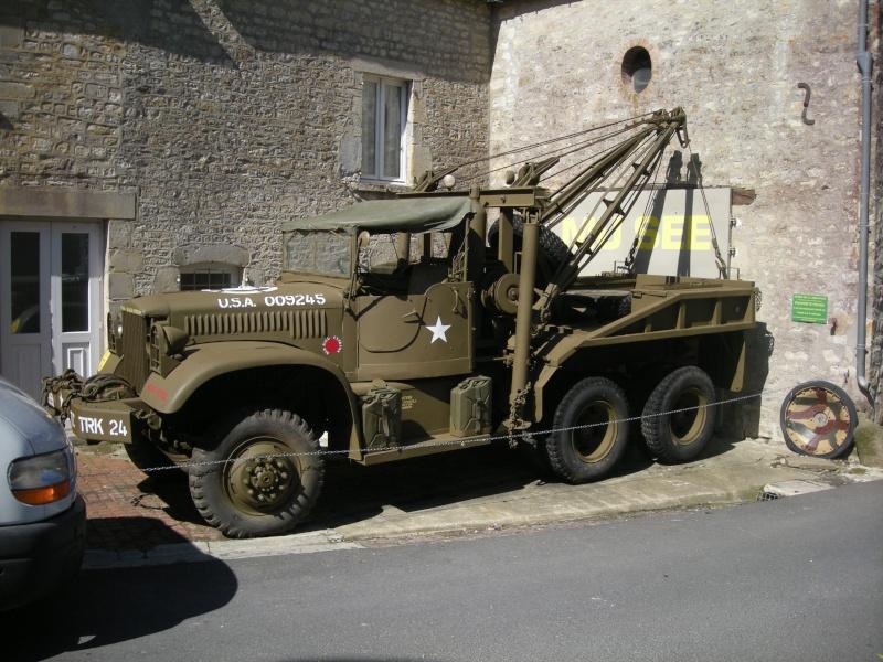 3 Cuirassiers en Normandie pour le 6 Juin 2008 ... en images ! Dscn1113