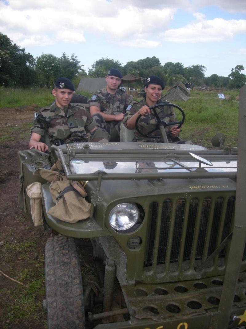 3 Cuirassiers en Normandie pour le 6 Juin 2008 ... en images ! Dscn1311