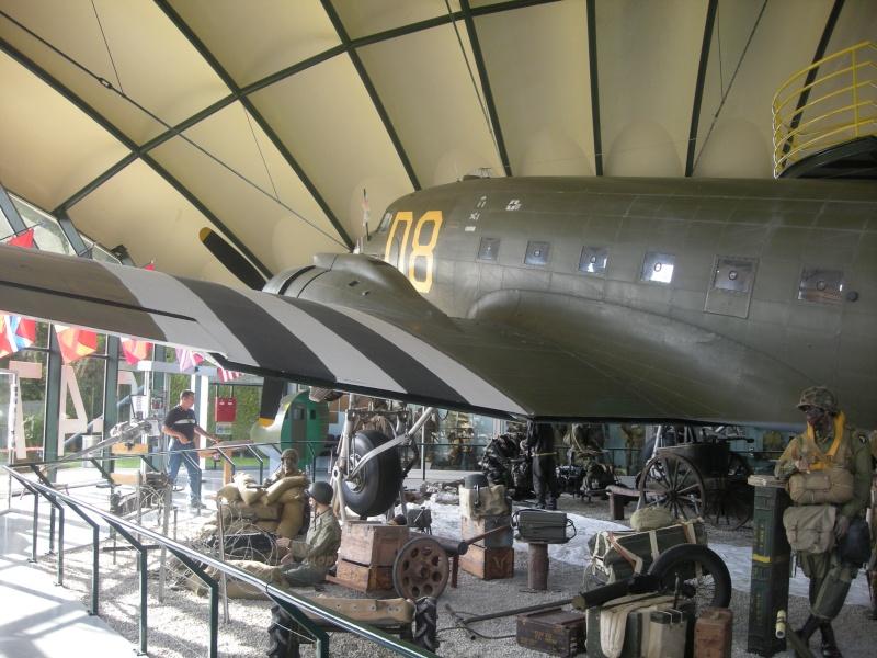 3 Cuirassiers en Normandie pour le 6 Juin 2008 ... en images ! Dscn1312