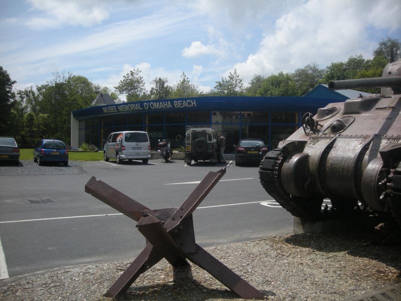 3 Cuirassiers en Normandie pour le 6 Juin 2008 ... en images ! Dscn1511