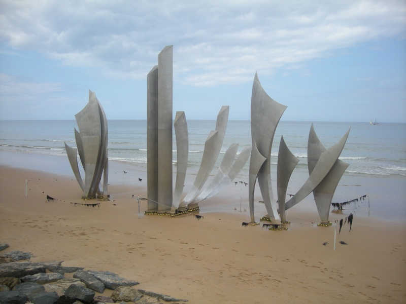 3 Cuirassiers en Normandie pour le 6 Juin 2008 ... en images ! Dscn1513