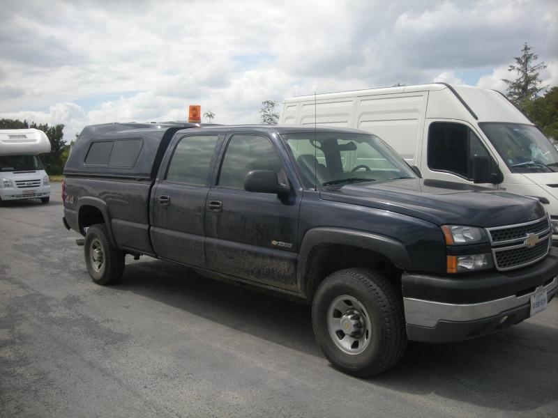 Chevrolet 3500 - USAF Dscn1521