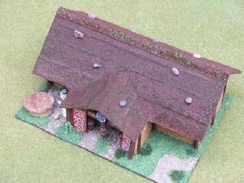 [Gaule et Bretagne] Batiments de l' âge du fer Photo_20