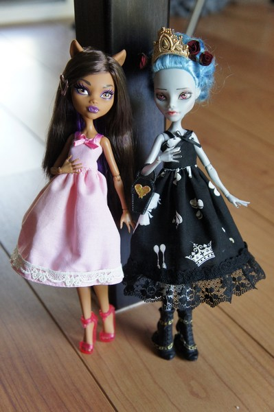 [Unoa, Pullip, Monster High] Baby dolls Dsc02141