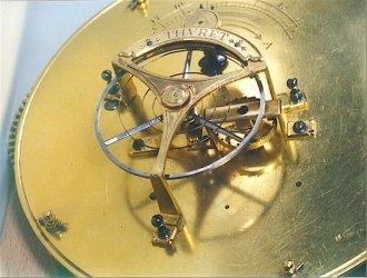 L'origine du spiral Huygen11